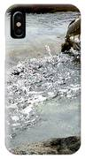Fine Feathered Fisherman IPhone Case