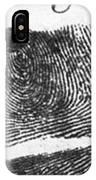Fingerprints Of Vincenzo Peruggia, Mona IPhone Case