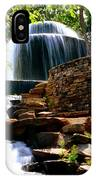 Finlay Park Columbia Sc Summertime IPhone Case by Lisa Wooten