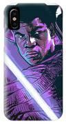 Finn IPhone Case by Antonio Romero
