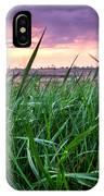 Finn Line Grass IPhone X Case
