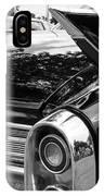 Fins 2 IPhone Case