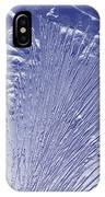 Fir In Blue IPhone Case