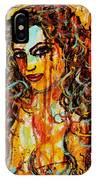 Fire And Desire IPhone Case