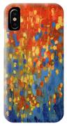 Fire And Flood IPhone Case