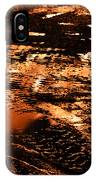 Fire And Water 2 IPhone Case