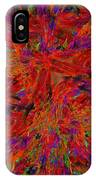 Fire Crystals IPhone Case