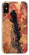 Fire - Elemental Spirit IPhone Case