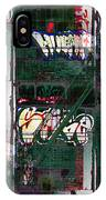 Fire Escape 6 IPhone Case