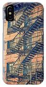 Fire Escape IPhone X Case