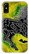 Fire Horse Neona 5 IPhone Case