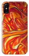 Fire, No Ice IPhone Case
