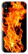 Fire The 3rd Element Michigan IPhone Case