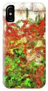 Fire Thorn - Pyracantha IPhone Case