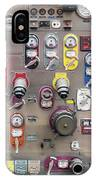 Fire Truck Controls IPhone Case
