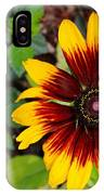 Firecracker Sunflower IPhone Case