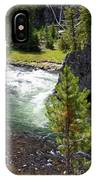Firehole Fin IPhone Case