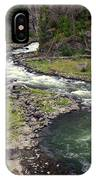 Firehole River 2 IPhone Case