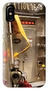 Fireman - Station - 36-3 IPhone Case