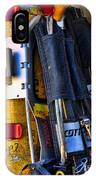 Fireman Gear IPhone Case