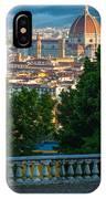Firenze Vista IPhone Case