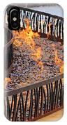 Fireside Walk IPhone Case