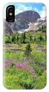 Fireweed Frenzy IPhone Case