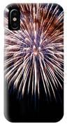 Firework Beauty IPhone Case