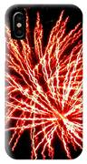 Firework Fireball IPhone Case