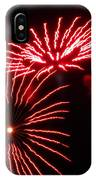 Firework Gerbera Daisies IPhone Case