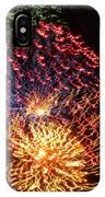 Firework Jewel Blast IPhone Case