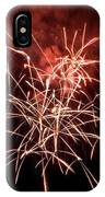 Fireworkd IPhone Case