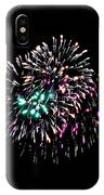 Fireworks 19 IPhone Case