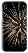 Fireworks 9 IPhone Case