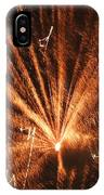 Fireworks A Different Perspective Seven IPhone Case