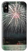 Fireworks And Wildlife IPhone Case