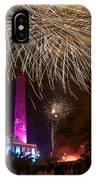 Fireworks At Maspalomas 1 IPhone Case