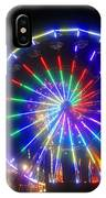 Fireworks At The Fair IPhone Case