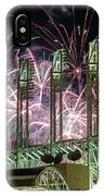 Fireworks At The Jake IPhone Case
