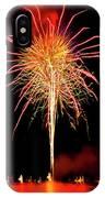 Happy Birthday, United States Of America 8 IPhone Case