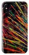 Fireworks In Bled IPhone Case
