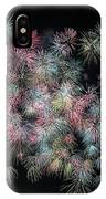 fireworks in Japan IPhone Case