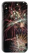 Fireworks6487 IPhone Case