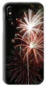 Fireworks6521 IPhone Case