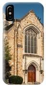 First Evangelical Presbyterian Church IPhone Case