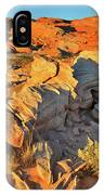 First Light On Valley Of Fire State Park IPhone Case