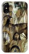 First Nation 67r IPhone Case