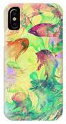 Fish Dreams IPhone Case
