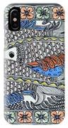 Fish Group IPhone Case