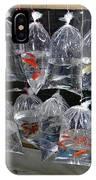 Fish In A Bag IPhone X Case